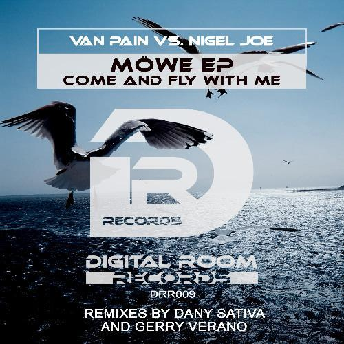 Come and fly with me (Dany Sativa Remix)