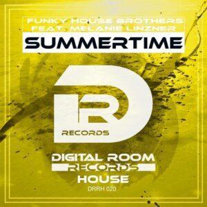 Funky House Brothers feat. Melanie Linzner - Summertime
