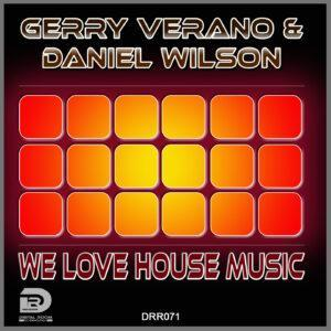 We Love House Music (Club Mix)