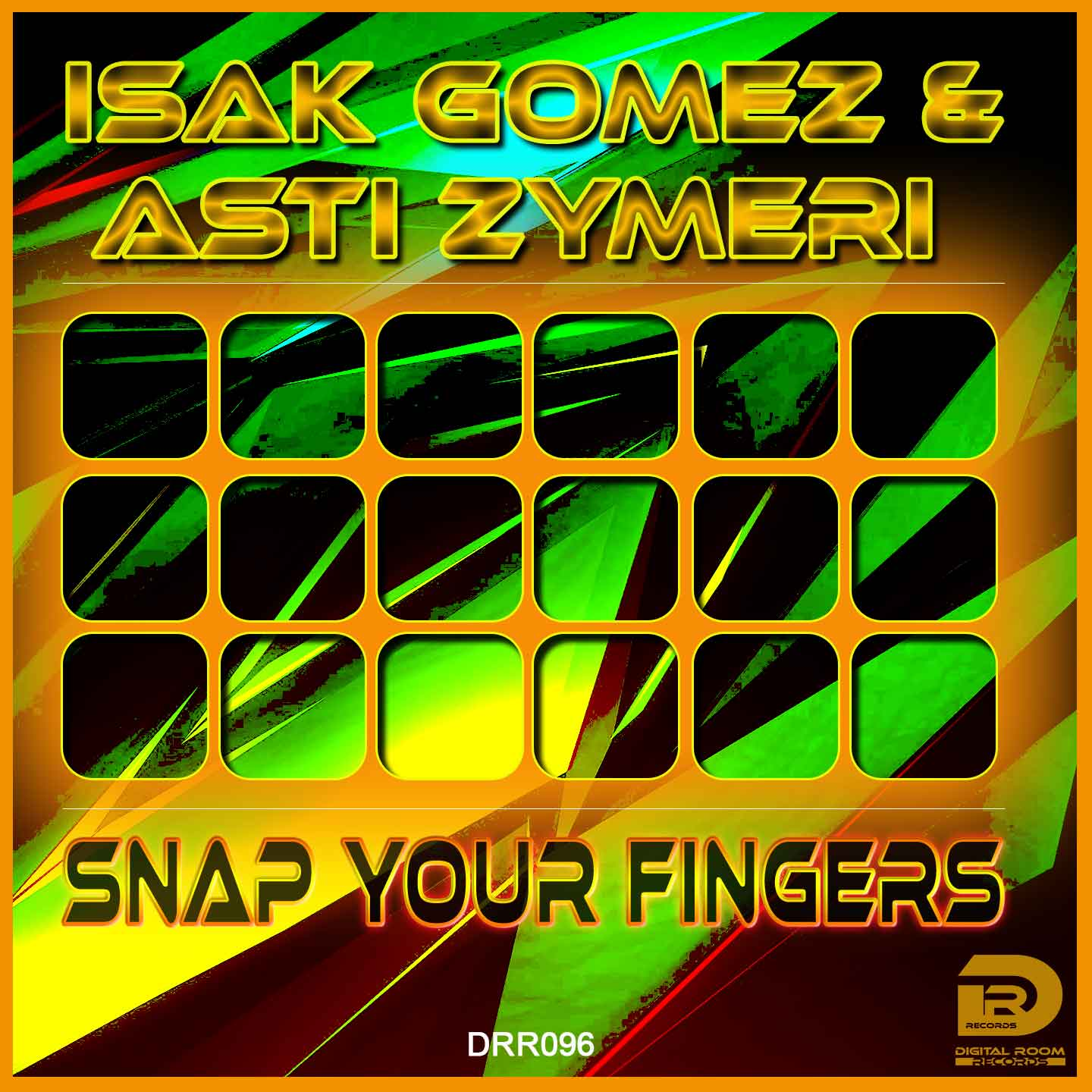 Isak Gomez & Asti Zymeri - Snap your Fingers (Original Mix)
