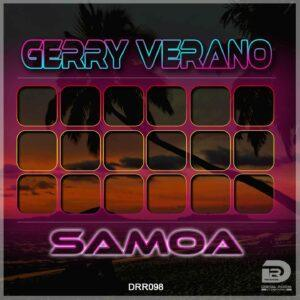Gerry Verano - Samoa (Radio Edit)