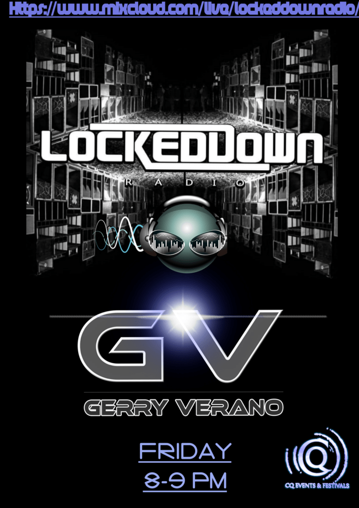 Gerry Verano presents Private Cage Fever #2 on Locked Down Radio - Digital Room Records