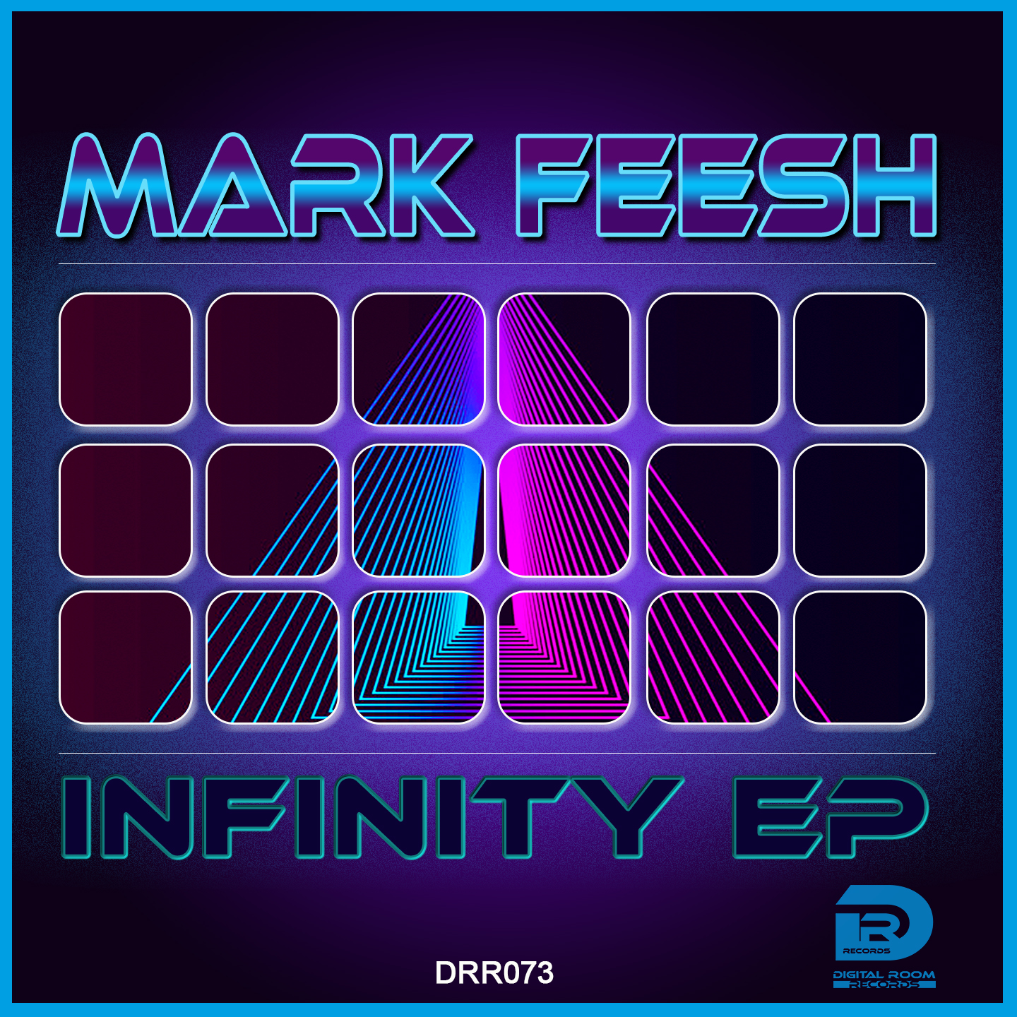 Mark Feesh - Infinity EP 1440x1440