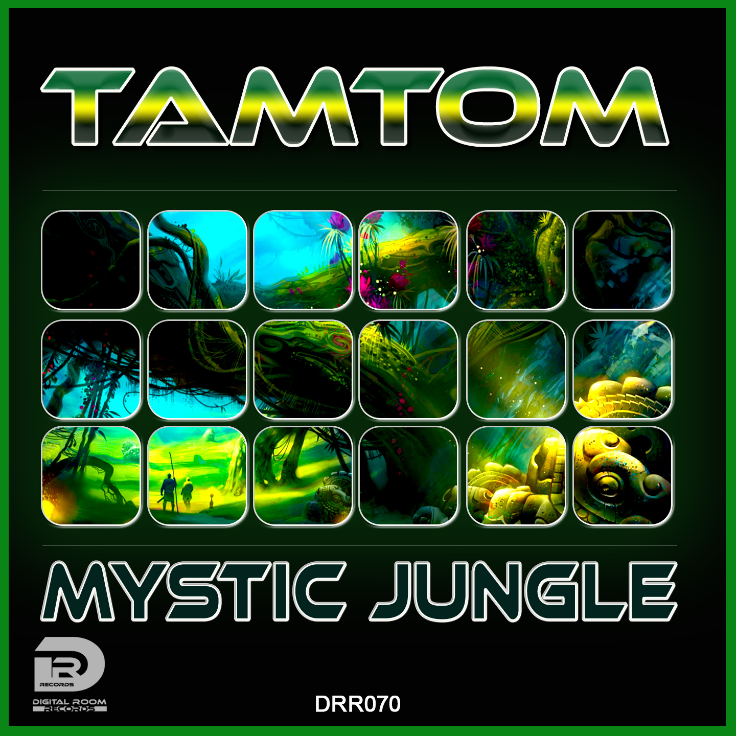 Tamtom - Mystic Jungle